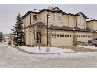 Main Photo: 20 WENTWORTH Cove SW in Calgary: West Springs House for sale : MLS® # C4044053