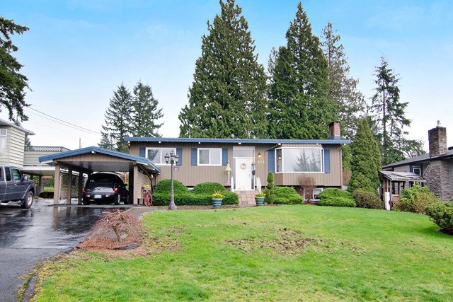 Main Photo: 415 TRINITY Street in Coquitlam: Central Coquitlam House for sale : MLS® # R2043356