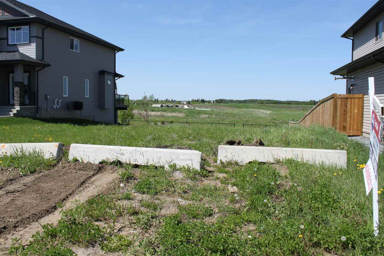 Main Photo: 69 DANFIELD Place: Spruce Grove Vacant Lot for sale : MLS(r) # E4030996