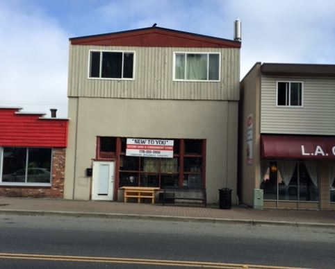 Main Photo: 27257 FRASER Highway in Langley: Aldergrove Langley Retail for sale : MLS® # C8008103