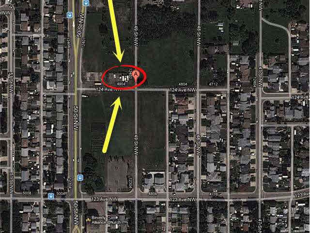 Main Photo: 12402 49 Street in Edmonton: Zone 23 Vacant Lot for sale : MLS(r) # E4058052
