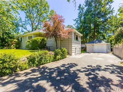 Main Photo: 1536 Athlone Drive in VICTORIA: SE Cedar Hill Single Family Detached for sale (Saanich East)  : MLS® # 378775
