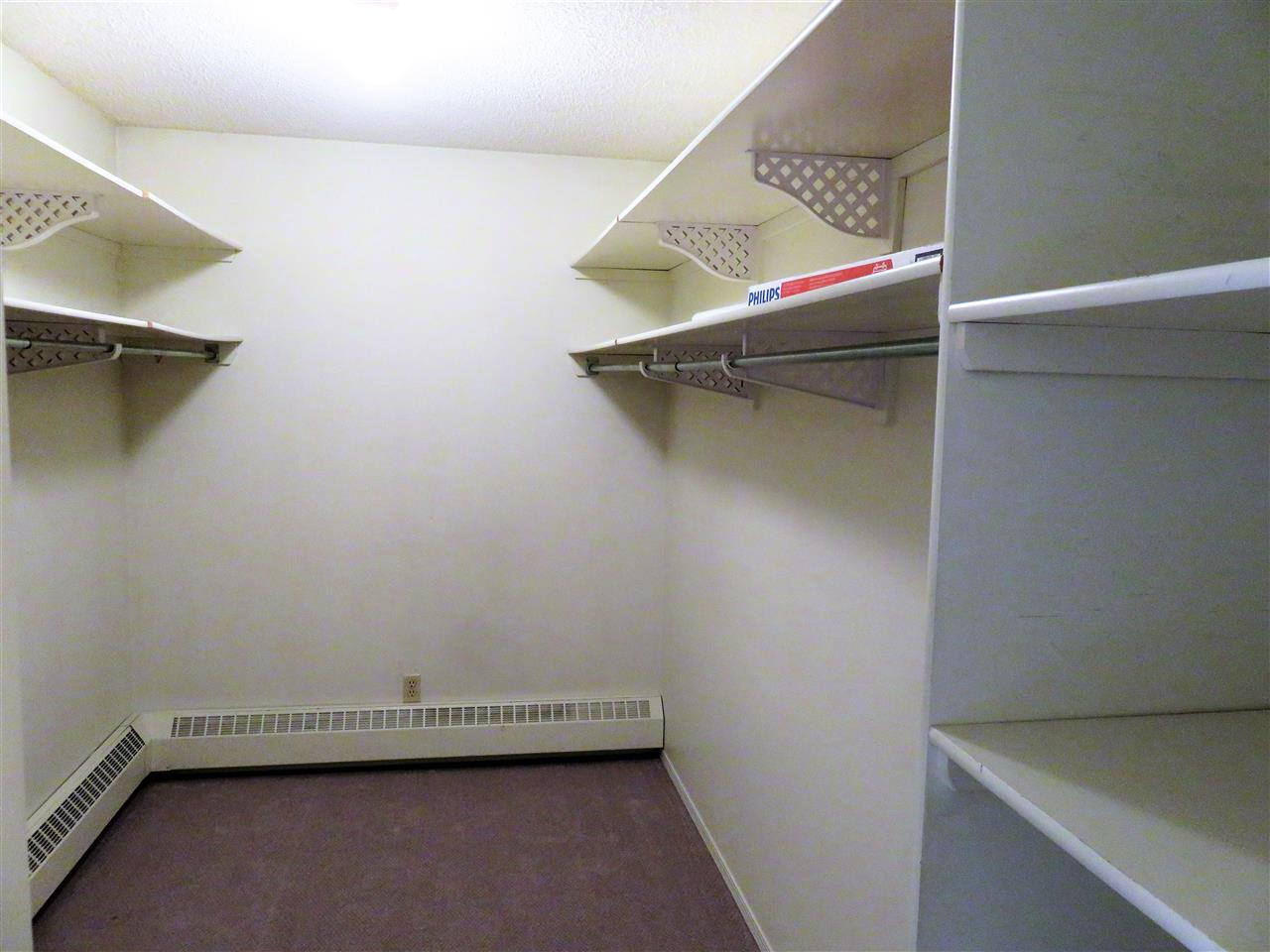Wow!!...Here is the oversized WALK-IN Master Bedroom Closet! :)