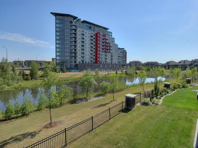 Main Photo: 433 5151 WINDERMERE Boulevard in Edmonton: Zone 56 Condo for sale : MLS(r) # E4067706