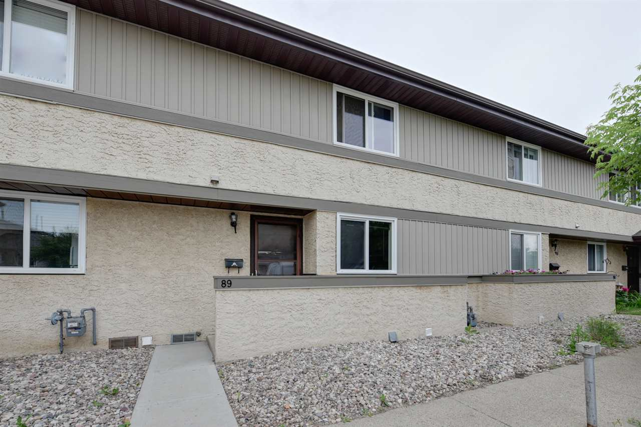 Main Photo: 89 8930 99 Avenue: Fort Saskatchewan Townhouse for sale : MLS(r) # E4069477