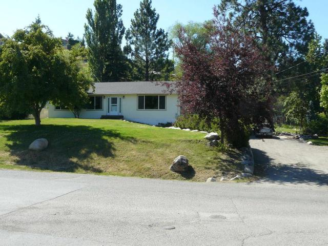 Main Photo: 5653 CLEARVIEW DRIVE in : Barnhartvale House for sale (Kamloops)  : MLS(r) # 141288