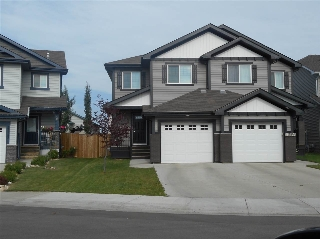 Main Photo:  in Edmonton: Zone 27 House Half Duplex for sale : MLS® # E4073173