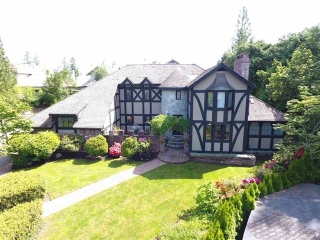 Main Photo: 5169 ALDERFEILD PLACE in West Vancouver: Upper Caulfeild House for sale : MLS® # R2173471