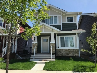 Main Photo: 247 EBBERS Boulevard in Edmonton: Zone 02 House for sale : MLS® # E4074270