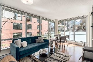 "Main Photo: 301 1088 RICHARDS Street in Vancouver: Yaletown Condo for sale in ""RICHARDS LIVING"" (Vancouver West)  : MLS(r) # R2191025"