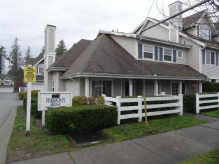 "Main Photo: 37 11355 236 Street in Maple Ridge: Cottonwood MR Townhouse for sale in ""ROBERTSON RIDGE"" : MLS® # R2224262"
