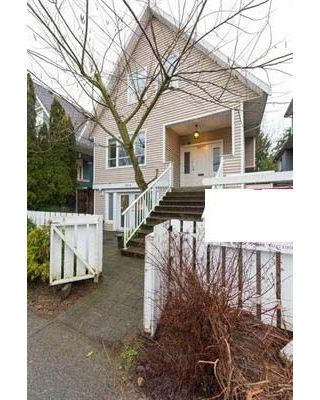 Main Photo: 2537 WOODLAND Drive in Vancouver: Grandview VE House for sale (Vancouver East)  : MLS® # R2230883