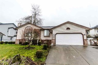 Main Photo: 3177 CURLEW Drive in Abbotsford: Abbotsford West House for sale : MLS® # R2239966
