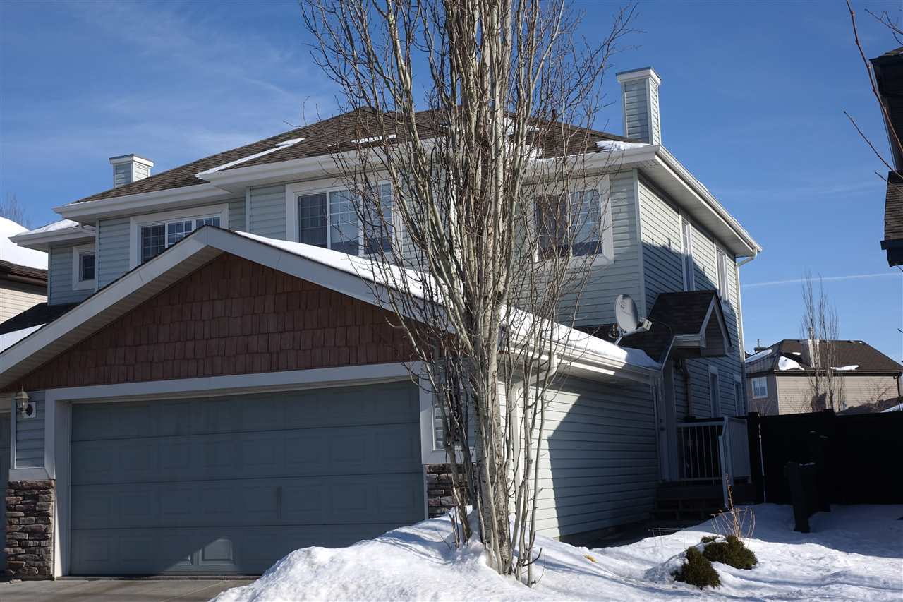 Main Photo: 1557 Rutherford Road in Edmonton: Zone 55 House Half Duplex for sale : MLS® # E4100300