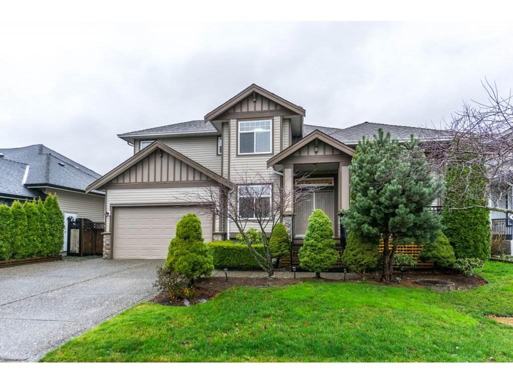 Main Photo: 16657 63B AVENUE in Surrey: Cloverdale BC House for sale (Cloverdale)  : MLS®# R2243701
