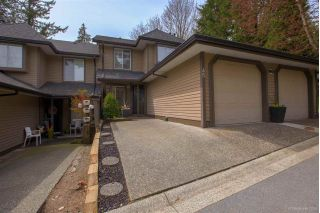 "Main Photo: 45 795 NOONS CREEK Drive in Port Moody: North Shore Pt Moody Townhouse for sale in ""HERITAGE TERRACE"" : MLS®# R2259822"