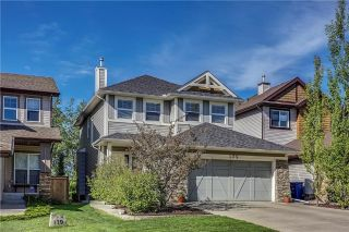 Main Photo: 175 ST MORITZ Drive SW in Calgary: Springbank Hill House for sale : MLS®# C4187215