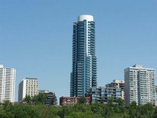 Main Photo: 3201 11969 JASPER Avenue in Edmonton: Zone 12 Condo for sale : MLS®# E4115925