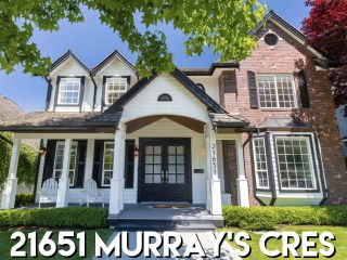 Main Photo: 21651 MURRAY'S Crescent in Langley: Murrayville House for sale : MLS®# R2281519
