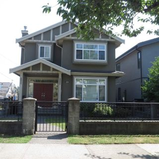 Main Photo: 20 W 43RD Avenue in Vancouver: Oakridge VW House for sale (Vancouver West)  : MLS®# R2296618