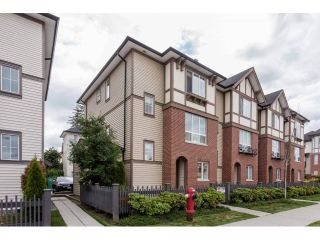 "Main Photo: 81 7848 209 Street in Langley: Willoughby Heights Townhouse for sale in ""MASON & GREEN"" : MLS®# R2302973"