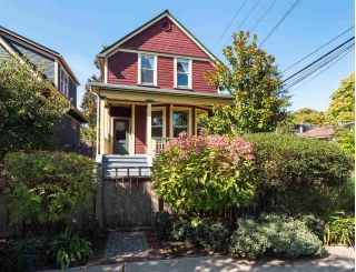 "Main Photo: 2637 CAROLINA Street in Vancouver: Mount Pleasant VE House for sale in ""MOUNT PLEASANT"" (Vancouver East)  : MLS®# R2309520"