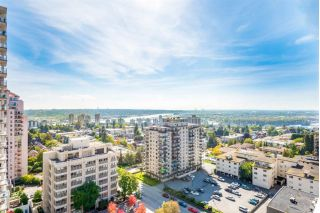 "Main Photo: 1604 615 BELMONT Street in New Westminster: Uptown NW Condo for sale in ""Belmont Towers"" : MLS®# R2313405"