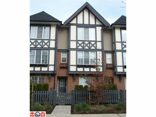 Main Photo: 129 20875 80 Avenue in : Willoughby Heights Townhouse for sale (Langley)  : MLS®# F1008850