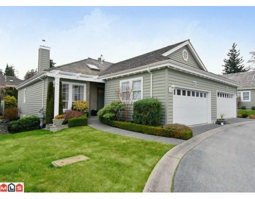Main Photo: # 14 1711 140TH ST in Surrey: Sunnyside Park Surrey House for sale (South Surrey White Rock)  : MLS® # F1316774