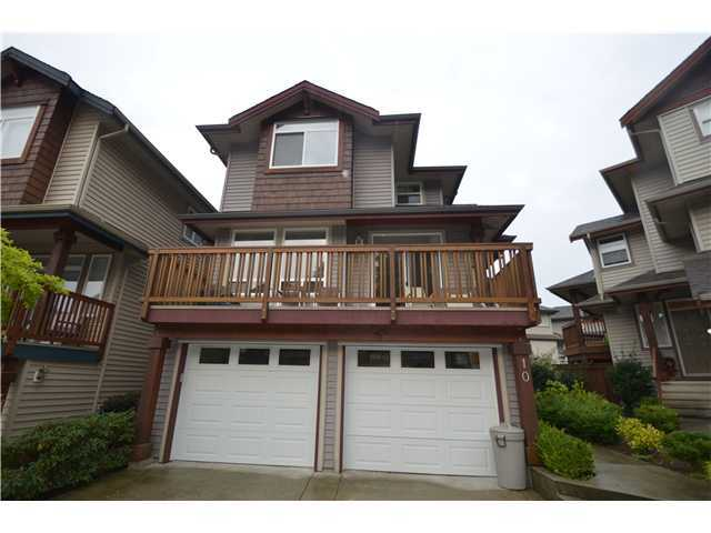 "Main Photo: # 10 2281 ARGUE ST in Port Coquitlam: Citadel PQ House for sale in ""CITADEL LANDING"" : MLS(r) # V1045327"