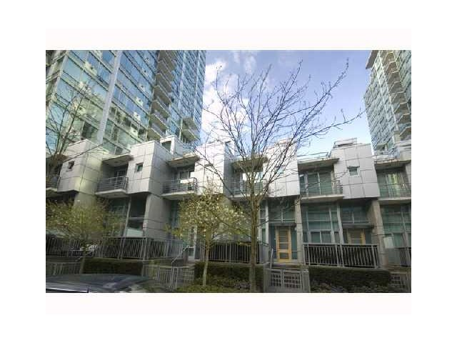 "Photo 10: 1463 W HASTINGS Street in Vancouver: Coal Harbour Townhouse for sale in ""WATERFRONT PLACE"" (Vancouver West)  : MLS® # V1047188"