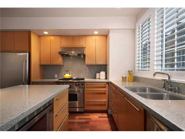 Photo 3: 928 W 13TH Avenue in Vancouver: Fairview VW Townhouse for sale (Vancouver West)  : MLS® # V1051000