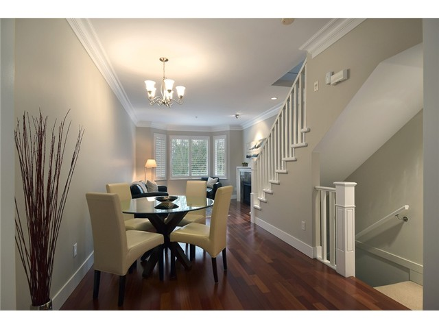 Photo 4: 928 W 13TH Avenue in Vancouver: Fairview VW Townhouse for sale (Vancouver West)  : MLS® # V1051000