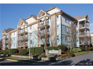 Main Photo: 310 494 Marsett Place in VICTORIA: SW Royal Oak Condo Apartment for sale (Saanich West)  : MLS® # 339336