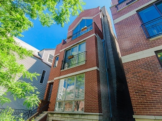 Main Photo: 2923 Damen Avenue Unit 1 in Chicago: CHI - North Center Condo, Co-op, Townhome for sale ()  : MLS®# 08964365