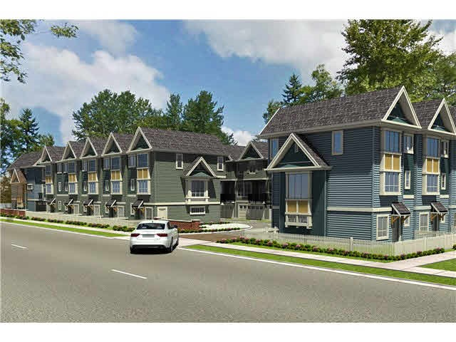 "Main Photo: 10C 14388 103 Avenue in Surrey: Whalley Townhouse for sale in ""The Virtue"" (North Surrey)  : MLS® # R2034130"