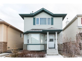 Main Photo: 16 SADDLEFIELD Road NE in Calgary: Saddle Ridge House for sale : MLS®# C4052072