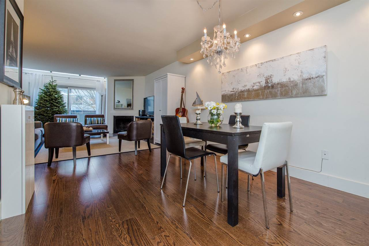 Main Photo: 3 1285 HARWOOD Street in Vancouver: West End VW Townhouse for sale (Vancouver West)  : MLS®# R2046107