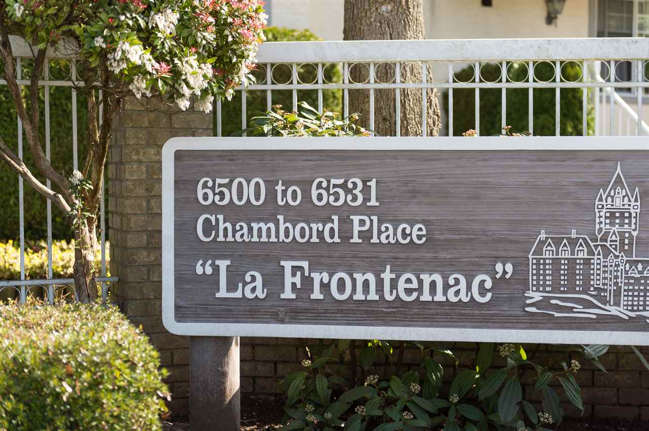 "Photo 20: 26 6516 CHAMBORD Place in Vancouver: Killarney VE Condo for sale in ""LA FRONTENAC"" (Vancouver East)  : MLS(r) # R2052921"