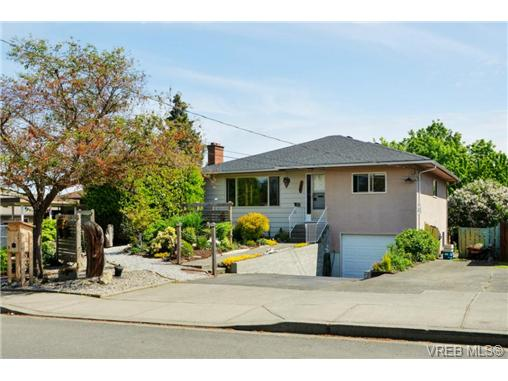 Main Photo: 2555 Asquith Street in VICTORIA: Vi Oaklands Single Family Detached for sale (Victoria)  : MLS® # 364167