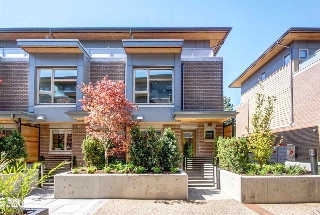 "Main Photo: 5538 OAK Street in Vancouver: Cambie Townhouse for sale in ""BENNETT"" (Vancouver West)  : MLS(r) # R2101586"