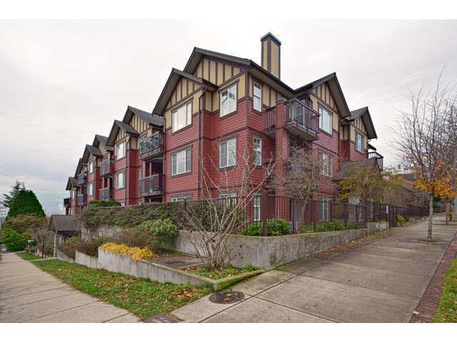 Main Photo: 307 1205 FIFTH Avenue in New Westminster: Uptown NW Condo for sale : MLS® # R2114072