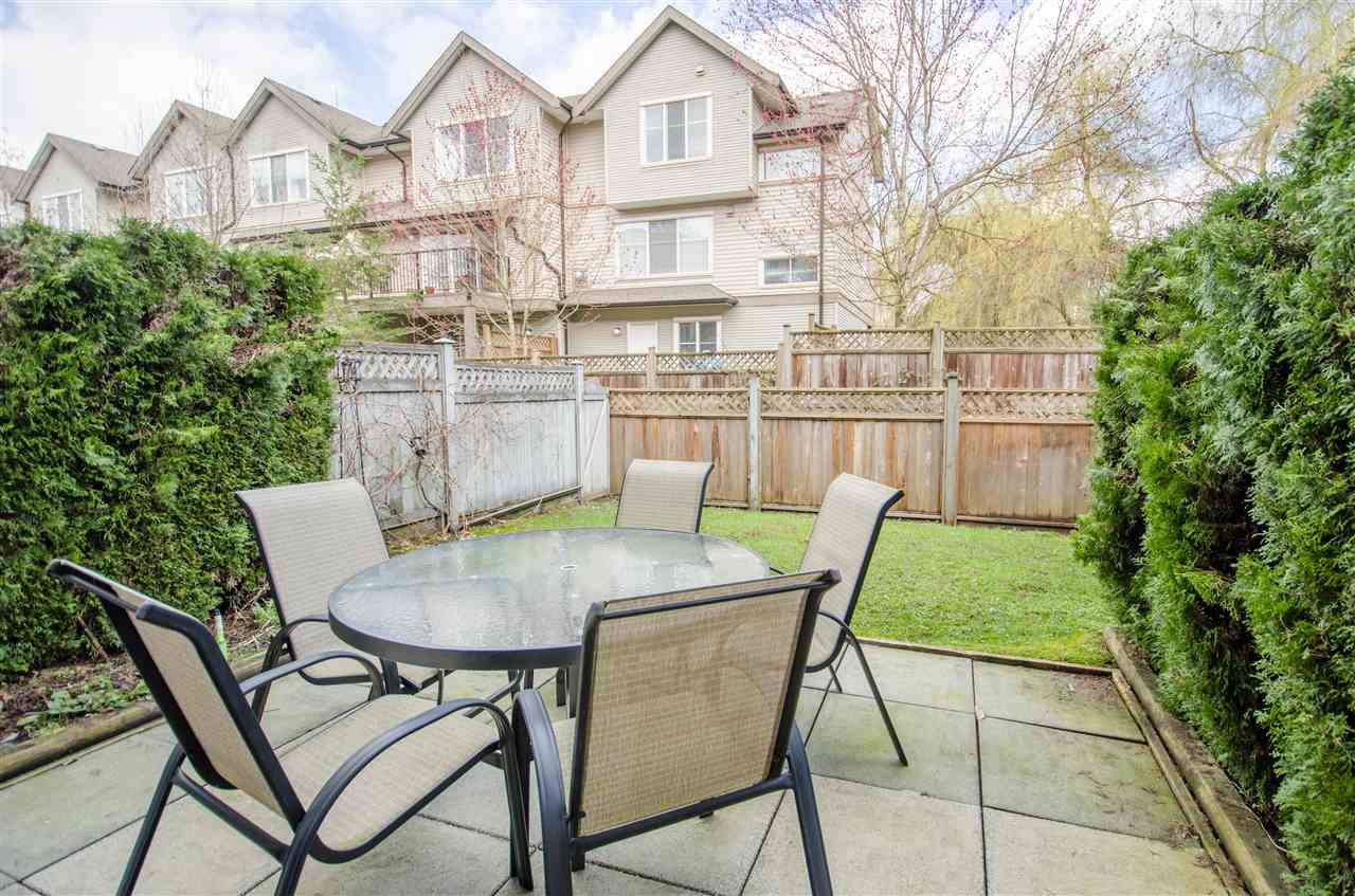 Photo 2: Photos: 17 2538 PITT RIVER Road in Port Coquitlam: Mary Hill Townhouse for sale : MLS®# R2151946