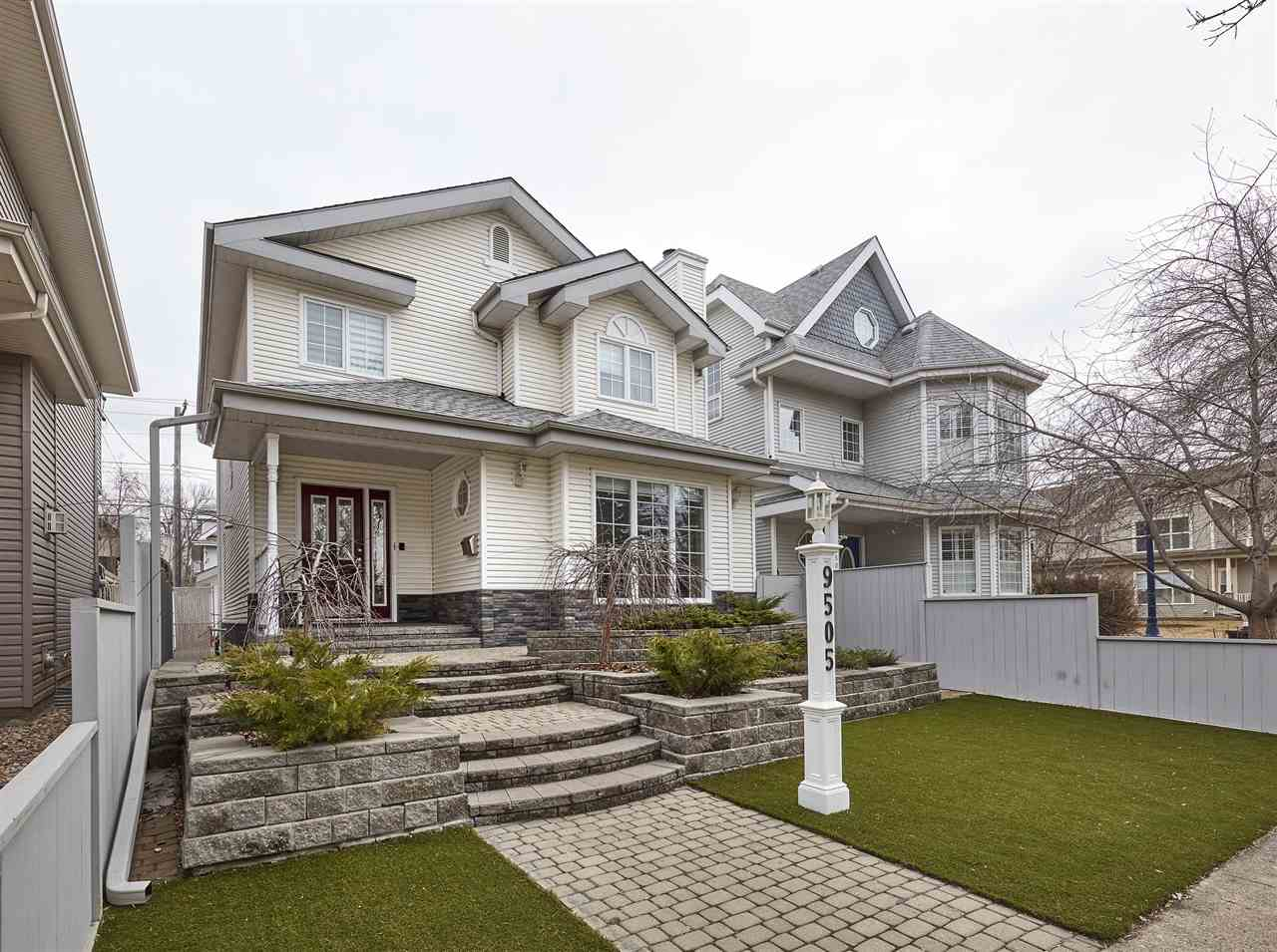 Main Photo: 9505 101 Street in Edmonton: Zone 12 House for sale : MLS(r) # E4058741