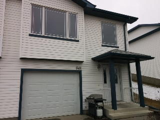 Main Photo: 1411 HERMITAGE Road in Edmonton: Zone 35 Townhouse for sale : MLS(r) # E4060852