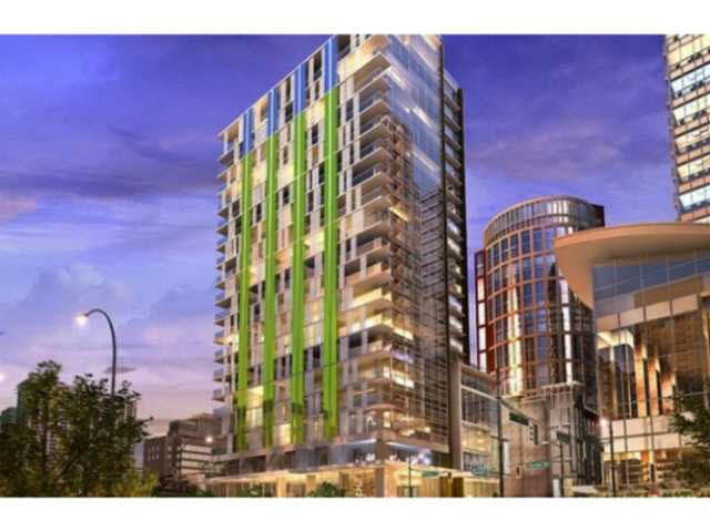 Main Photo: 1505 999 SEYMOUR Street in Vancouver: Downtown VW Condo for sale (Vancouver West)  : MLS®# R2167126