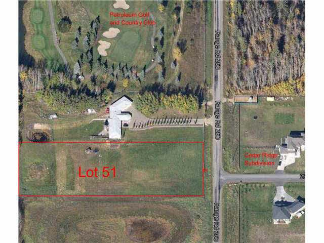 Main Photo: 51232A RGE RD 260 RD: Rural Parkland County Rural Land/Vacant Lot for sale : MLS(r) # E4064538