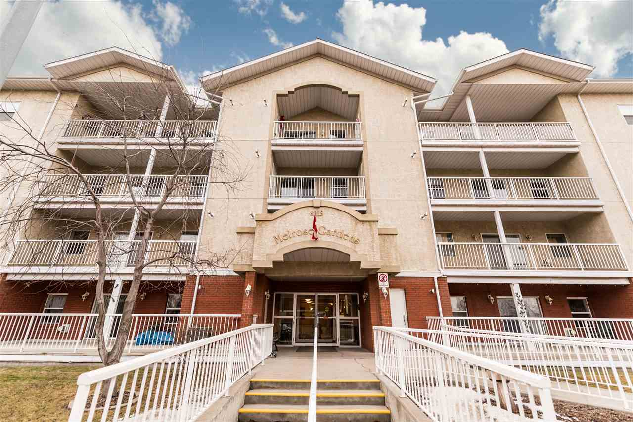 Main Photo: 201 8215 84 Avenue in Edmonton: Zone 18 Condo for sale : MLS(r) # E4065599