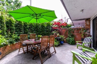 Main Photo: 108 2080 MAPLE Street in Vancouver: Kitsilano Condo for sale (Vancouver West)  : MLS(r) # R2177170