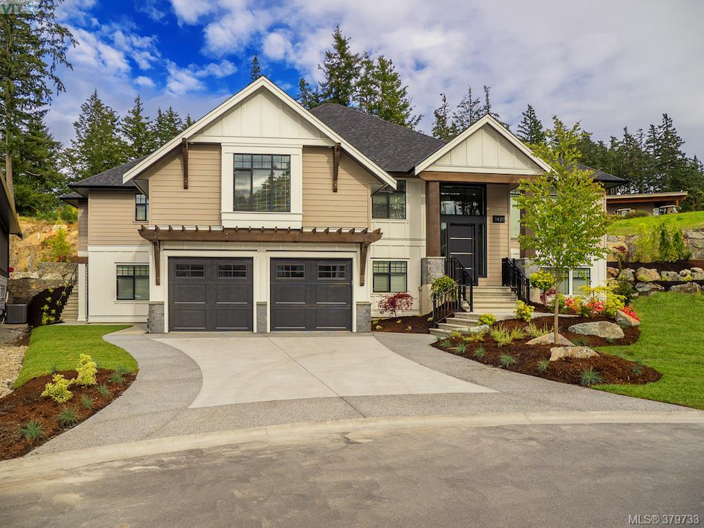 Main Photo: 1421 Champions Place in VICTORIA: Hi Bear Mountain Single Family Detached for sale (Langford)  : MLS(r) # 379733